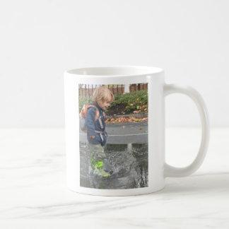 Hapiness is a splash away! coffee mug
