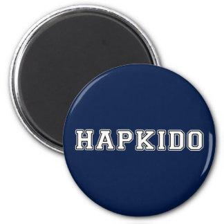 Hapkido 6 Cm Round Magnet