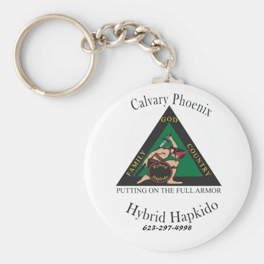 Hapkido Club Key chain