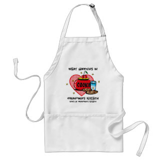 Happens In Grandma s Kitchen Aprons