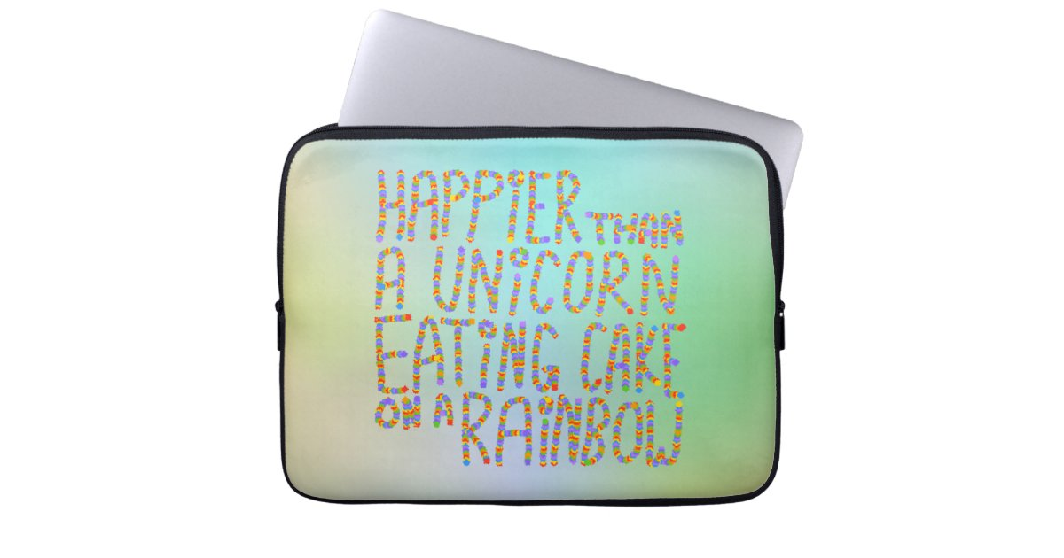 R Is For Rainbow Happier Than A Unicorn...