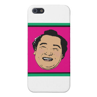 Happiest Sumo In The World Case For iPhone 5