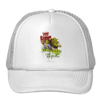 Happily Ever After Mesh Hats