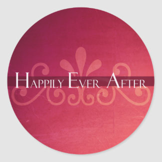 Happily Ever After Fairy Tale Princess Stickers