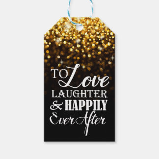 Happily Ever After Monogram Hollywood Glam Wedding