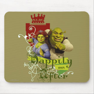 Happily Ever After Mouse Mat