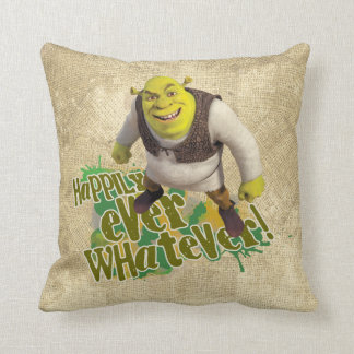 Happily Ever Whatever! Cushion