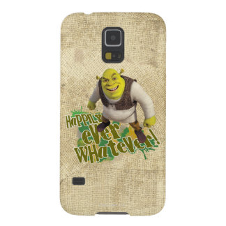 Happily Ever Whatever! Galaxy S5 Cover