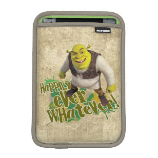 Happily Ever Whatever! iPad Mini Sleeve