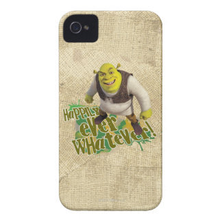 Happily Ever Whatever! iPhone 4 Case