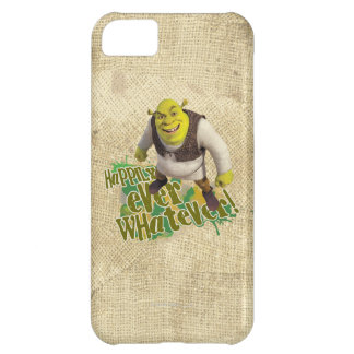 Happily Ever Whatever! iPhone 5C Case