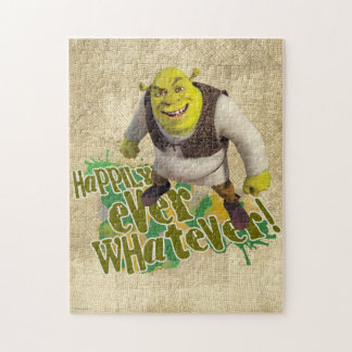Happily Ever Whatever! Jigsaw Puzzle