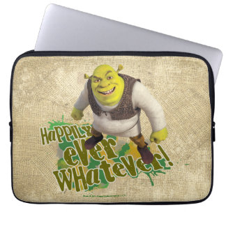 Happily Ever Whatever! Laptop Sleeve