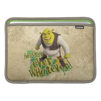 Happily Ever Whatever! MacBook Sleeves