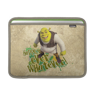 Happily Ever Whatever! Sleeve For MacBook Air