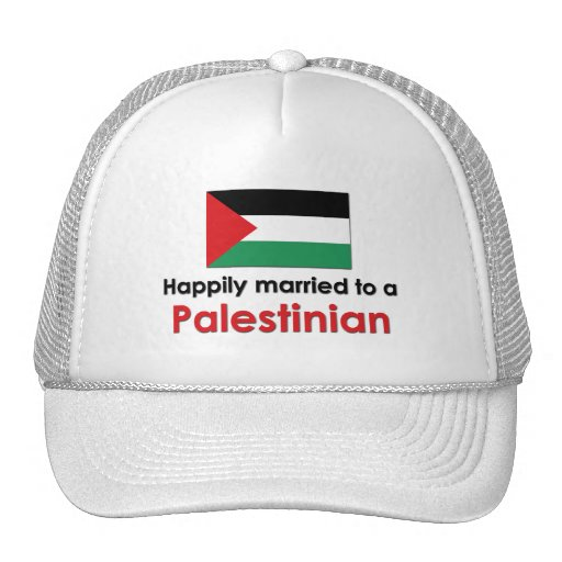 Happily Married Palestinian Hats