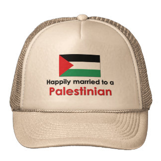Happily Married Palestinian Hat