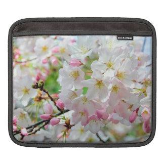 Happiness Cherry Blossom Photo iPad Sleeve