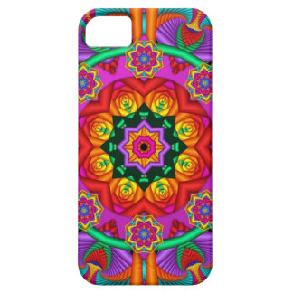 Happiness, colourful Kaleidoscope iPhone 5 Case
