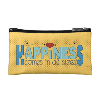 Happiness Cosmetic Bag