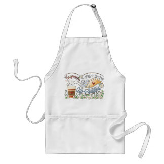 Happiness Cup of Sunshine Apron