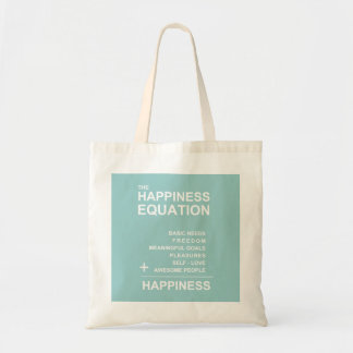 Happiness Equation Bags