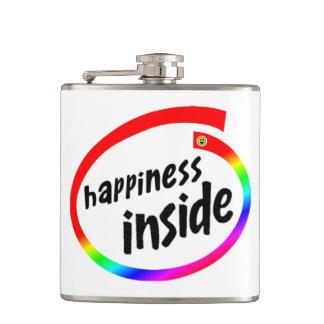 Happiness Inside Flasks