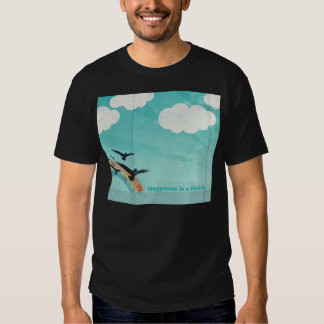 Happiness is a choice t-shirt