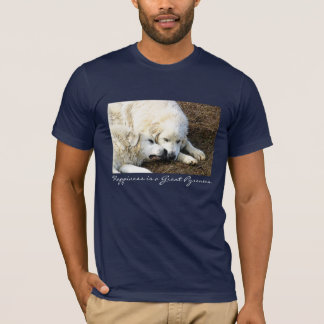 Happiness is a Great Pyrenees T-Shirt