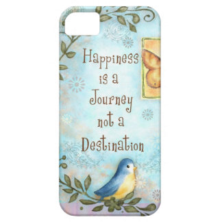 Happiness is a Journey iPhone 5 Case