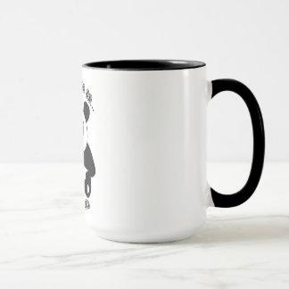 Happiness is a Panda mug