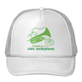 Happiness is a Shiny Mellophone Cap