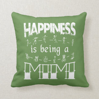 Happiness is Being a MIMI Cushion