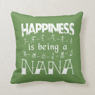 Happiness is Being a NANA Cushion