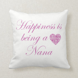 Happiness is being a Nana! Cushion