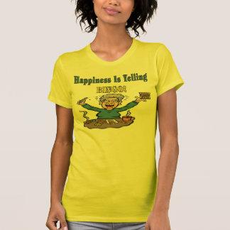 Happiness Is Bingo T-Shirt