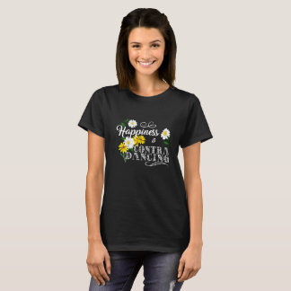 Happiness is Contra Dancing T-Shirt