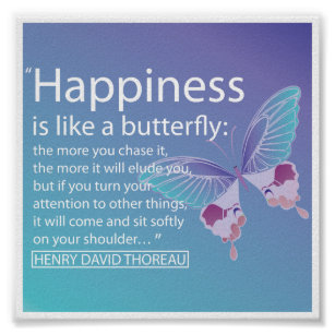 Butterfly Quotes Posters Prints Zazzle Uk