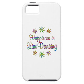 Happiness is Line Dancing iPhone 5 Cover