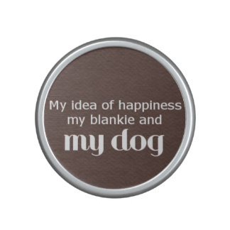 Happiness is My Dog Speaker