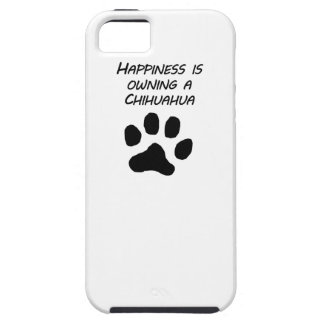 Happiness Is Owning A Chihuahua iPhone 5 Cover