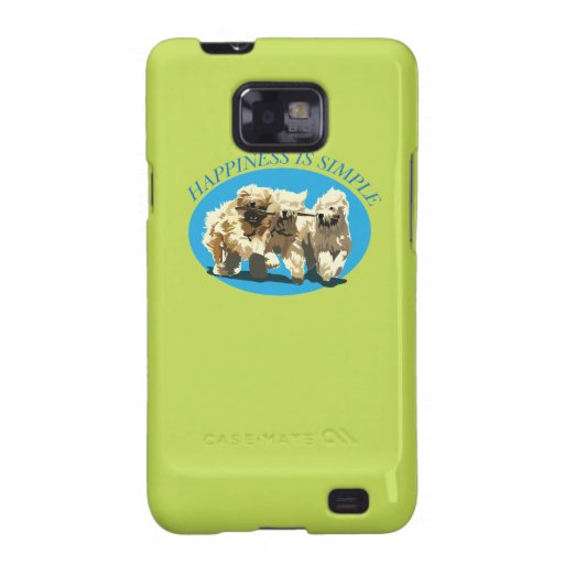 Happiness is simple samsung galaxy covers