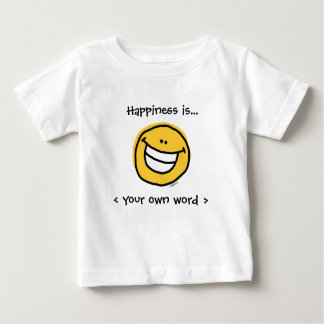 Happiness is... t-shirts