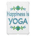 Happiness is Yoga iPad Mini Cases