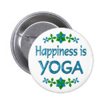 Happiness is Yoga Pins