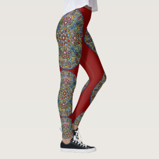Happiness Medallion Leggings