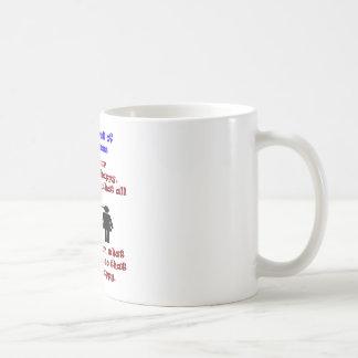 Happiness Basic White Mug