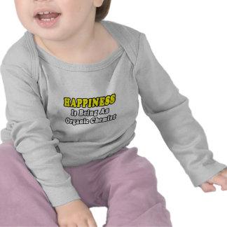 Happiness Organic Chemist Tshirt