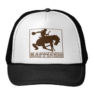 Happiness Rodeo Trucker Hat