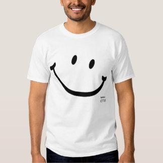 happiness smiley tshirt